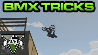 GTA V - BMX Tricks