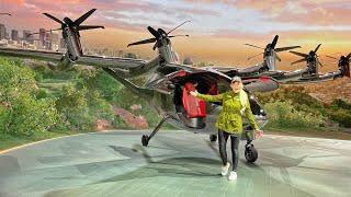 Electric Plane Of The Future | Archer