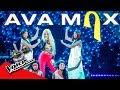 Ava Max 39 Sweet But Psycho 39 39 So Am I 39 Finale The Voice Van Vlaanderen VTM
