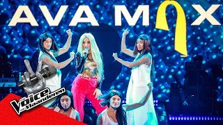 Ava Max   'Sweet But Psycho' & 'So Am I' | Finale | The Voice Van Vlaanderen | VTM