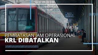 Alasan PT Kereta Commuter Indonesia Batalkan Operasional KRL Premium