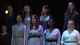 Brooklyn Youth Chorus performs Mary Kouyoumdjian's 'I Can Barely Look'