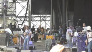 Chris Robinson Brotherhood - Lets Go, Lets Go, Lets Go 6-8-14 Mountain Jam, Hunter NY