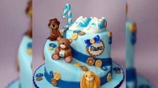 birthday cakes ideas for baby boy