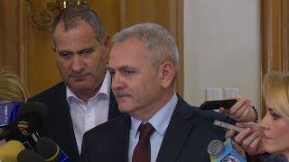 Dragnea întrebat ce aşteptări are de la ministrul Justiţiei: Să nu se facă de râs