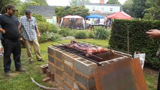 Pig Roast How-To! - Part 2...