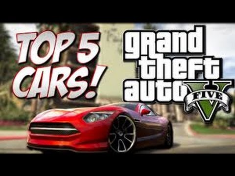 TOP 5 CHEAP BUT FAST CARS IN GTA ONLINE