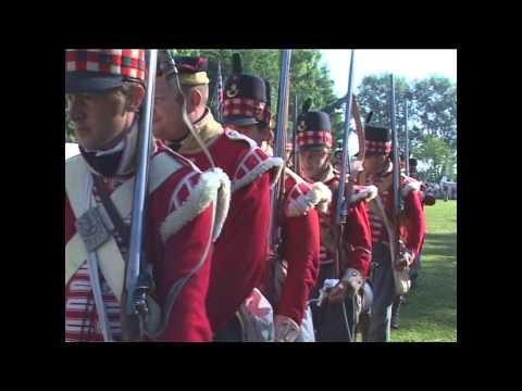 Slag bij Waterloo..