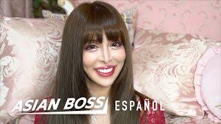 Conoce a la muñeca francesa real de Japón | Asian Boss Español