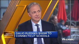 Ray Dalio: It was probably a mistake for Bridgewater to take a tax subsidy