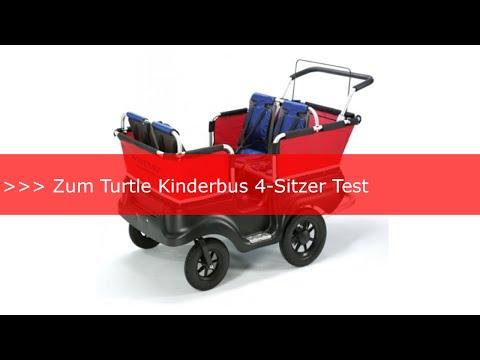 Erfahrungen: Turtle Kinderbus 4 Sitzer