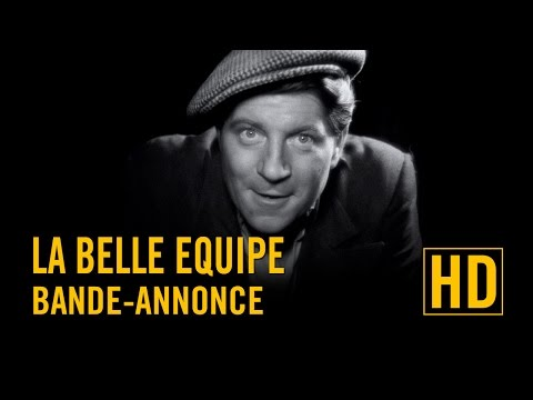 La Belle Equipe - Bande-annonce officielle HD