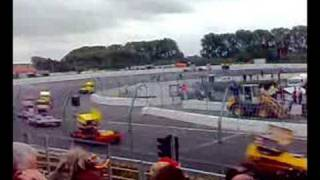 preview picture of video 'Worldcup 2008 Stockcar F1 Warneton'