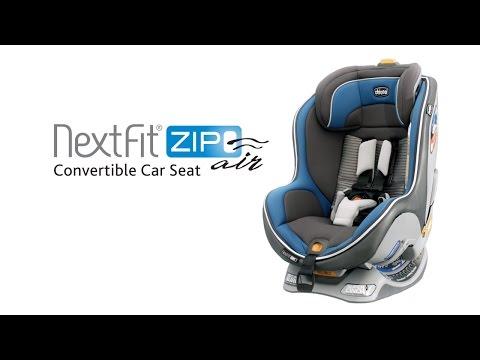 כיסא בטיחות נקסטפיט מקס זיפ אייר - Nextfit Max Zip Air