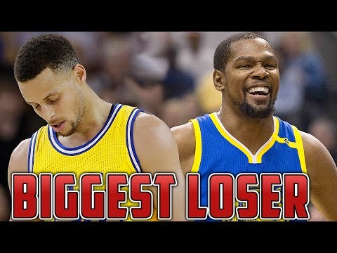 Why Steph Curry will be the BIGGEST LOSER in the Finals