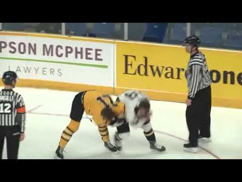 Liam Kidney vs. Cole Edwards