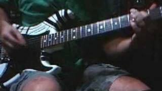 Van Halen  On Fire  (cover)