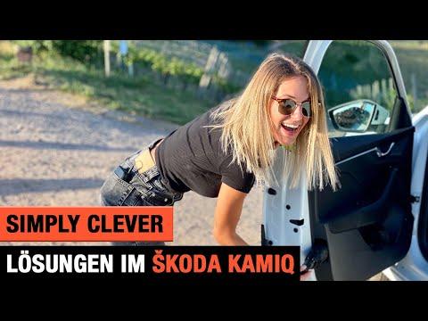 Skoda Kamiq (2020) - Die Simply Clever Lösungen im Test 💡 Review | Details | Technik | Kofferraum