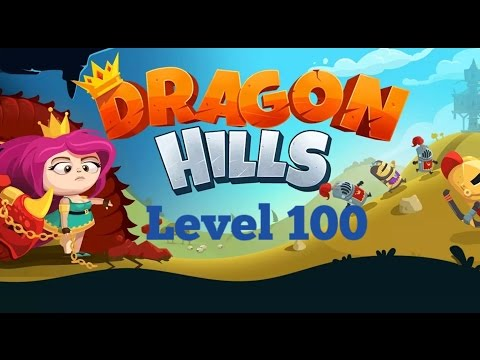 LEVEL100 Dragon Hills : Crazy Gameplay iOS Android | iPhone 7 Games