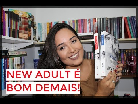 DOIS NEWS ADULTS MARAVILHOSOS | Sibelly Maria