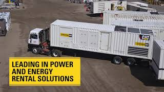 Finning Canada – Power Rental