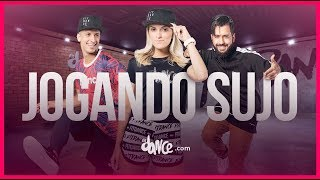 Jogando Sujo   Ludmilla | FitDance TV (Coreografia) Dance Video