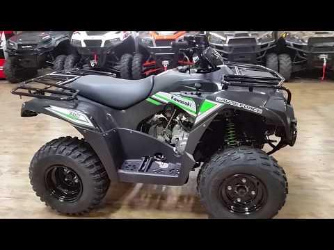 2017 Kawasaki Brute Force 300 in Murrieta, California