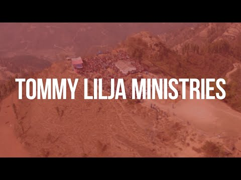 Tommy Lilja Ministries Promo