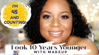 Look 10 Years Younger With Makeup | Easy Tips Anyone Can Follow