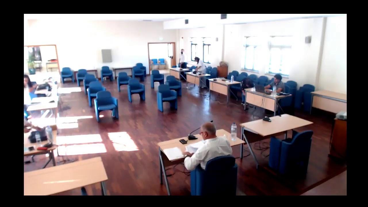 Vídeo reunião pública Câmara Municipal de Peniche
