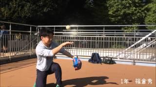 日吉キャンパスキャッチボールプロジェクト