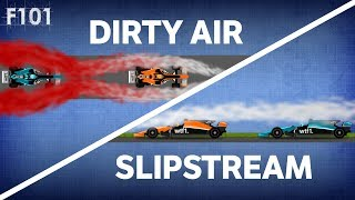 Why Is Slipstream Good But Dirty Air Bad?