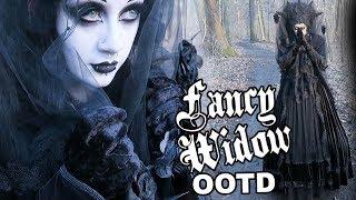 Fancy Widow OOTD   Black Friday