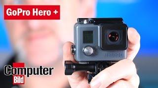 GoPro Hero+: Neue Action-Cam im Test