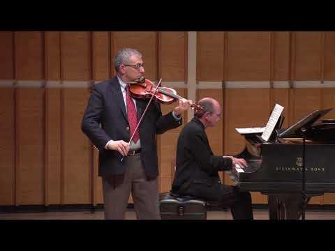 Martin Stoner, violin Cullan Btyant, piano Mendelssohn, Violin Concerto in e minor,  Third movement