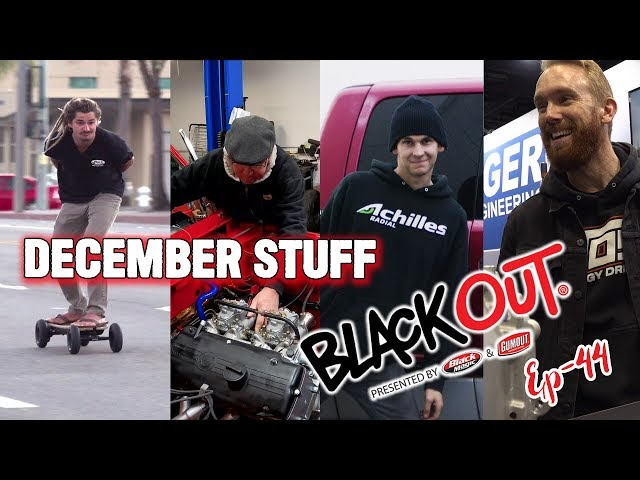 BlackOut EP44 - Forsberg's Comp car teardown, PRI, BMW 2002, and more...