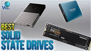 10 Best Solid State Drives 2018