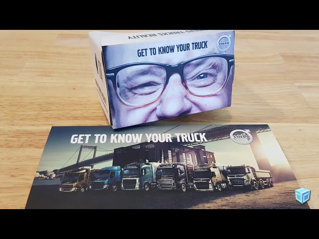 360° Experience - Volvo Trucks