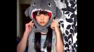 白間美瑠サメさん♡