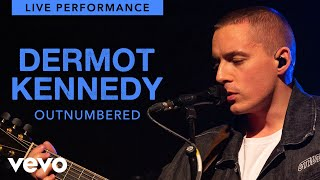 Dermot Kennedy - Outnumbered | Live Performance | Vevo