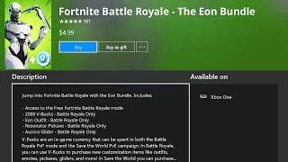 Fortnite Xbox Exclusive Bundle 免费在线视频最佳电影电视节目