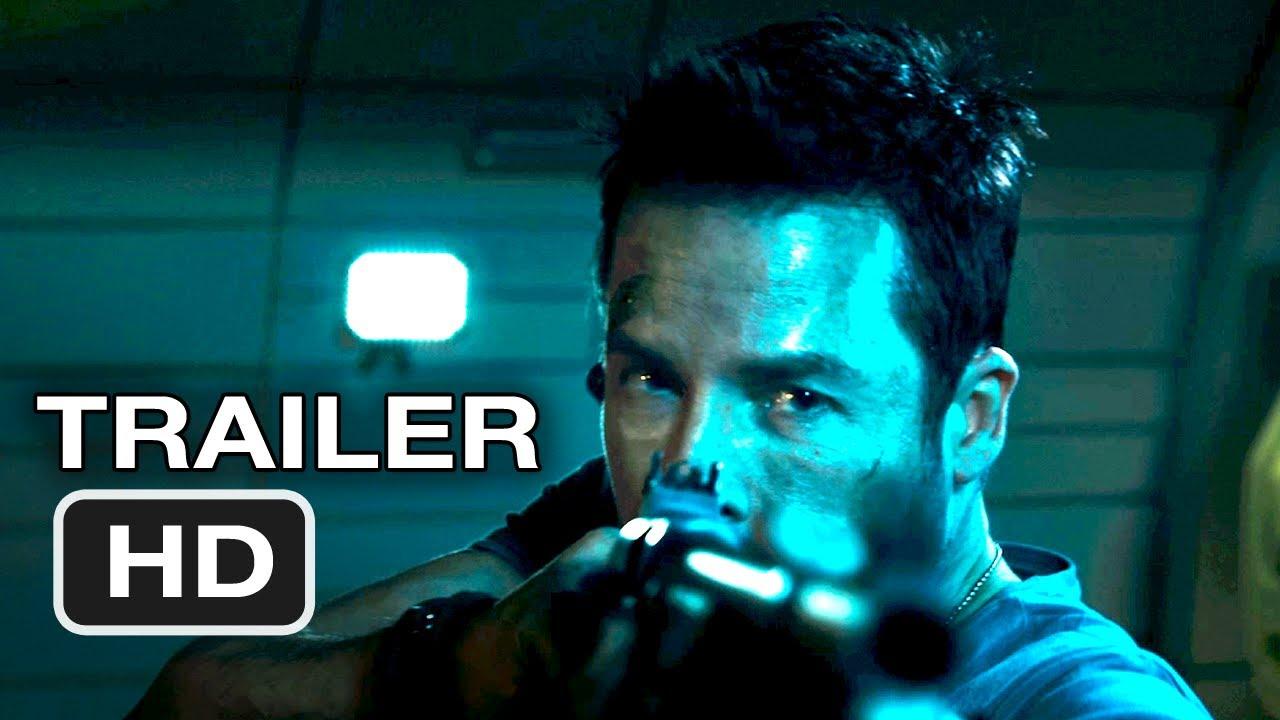 Trailer för Lockout