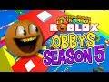 Roblox Obbys Season 5 von Annoying Ora