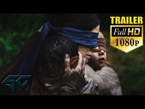 BIRD BOX (2018) TRAILER | Full HD 1080p | Rosa Salazar, Sandra Bullock, Sarah Paulson