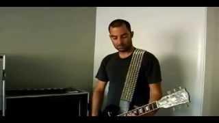 Clean guitar tones circa  2009-live rig