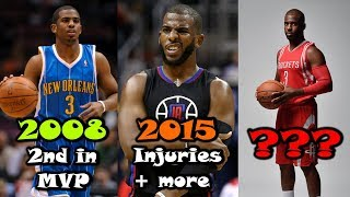 The Truth About Chris Paul's Strange NBA Career