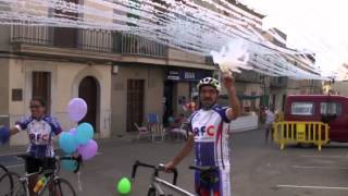 preview picture of video 'Fragment del Club Ciclista Lloret de Vistalegre al Lipdub del nostre municipi (2012)'