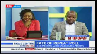News Center discussion: The Grand meeting between IEBC and presidential candidates Part 4