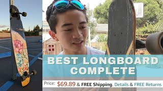 Best Budget Longboard for Dancing & Freestyle