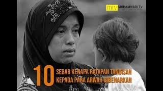10 SEBAB KENAPA RATAPAN TANGISAN KEPADA ARWAH DIBENARKAN